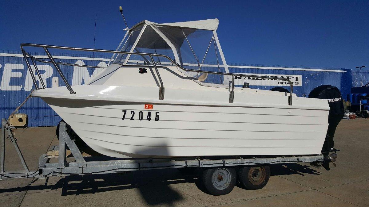 Shark Cat 1750 Catamaran - PRICE REDUCED!!!