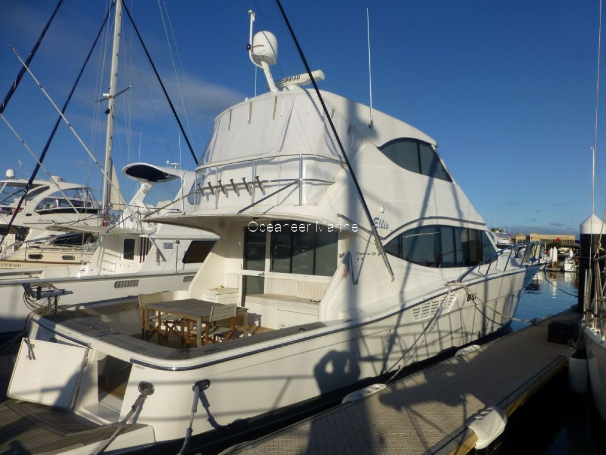 Maritimo 16.7m 550 Offshore Pleasure Boat