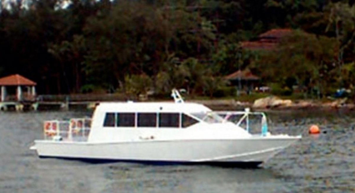 Five AB&E Centurion 46 Fast Ferry