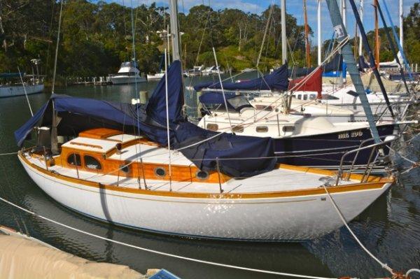 Griffin Crown Bermuda Rig Sloop