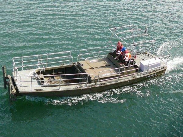 Utility Vessel / Work Boat: Commercial Vessel