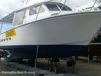 Randell 42 CHARTER/FISHING VESSEL BUSINESS