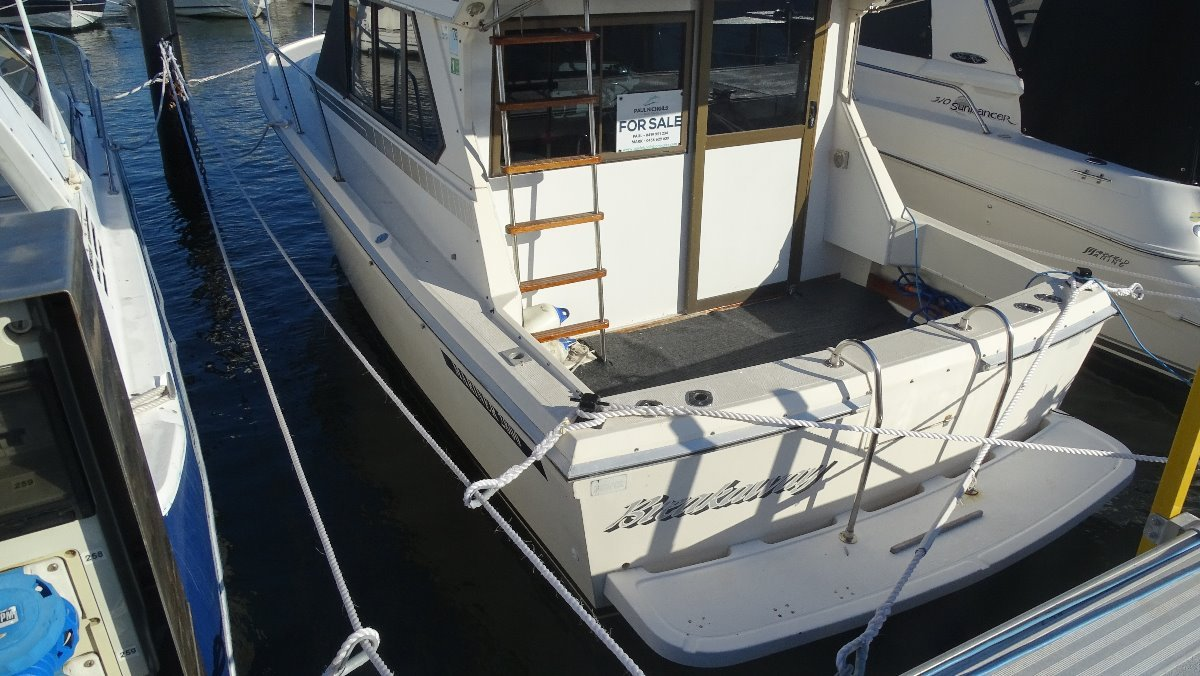 Mariner 2800 Flybridge REAL NICE BOAT WITH NEAR NEW MOTOR
