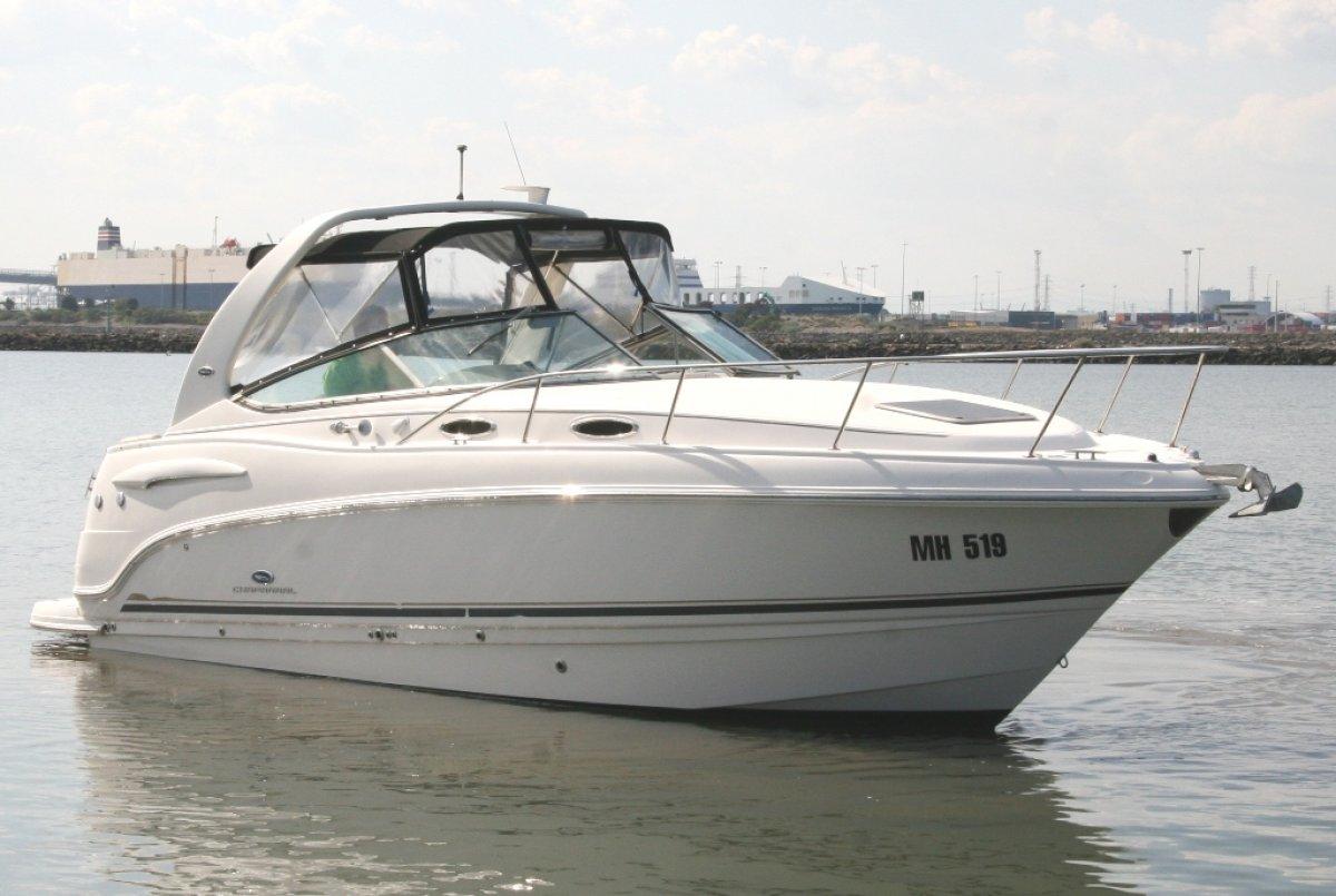 Chaparral 280 Signature Sports Cruiser