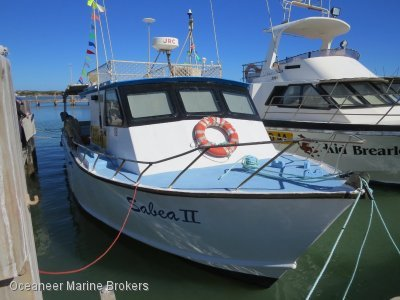 Gary Finlay Fishing Boat - PRICE REDUCED