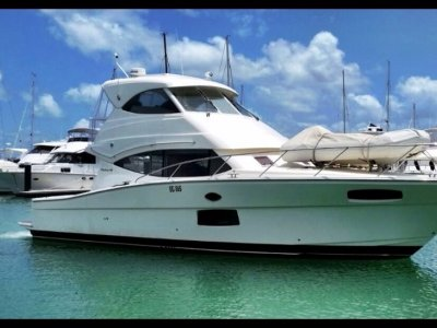 Maritimo 440 Offshore Convertible...... The ultimate in long range luxury as new