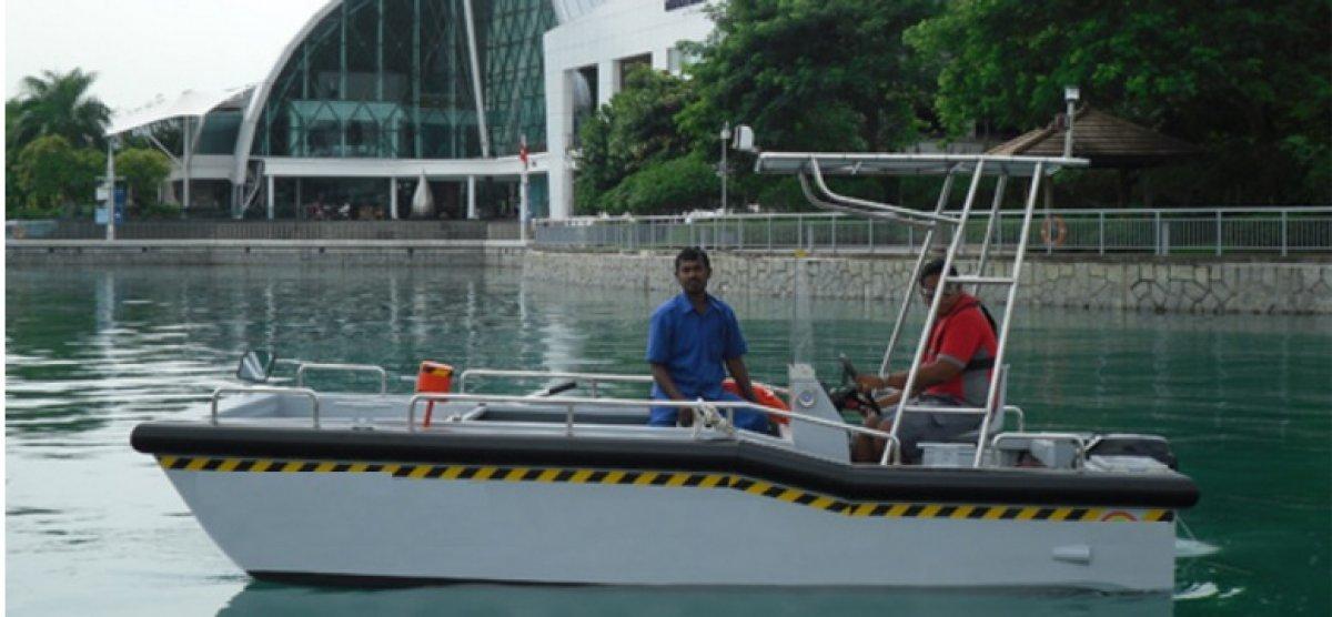 Five AB&E Scavenger 15 Aquamaster