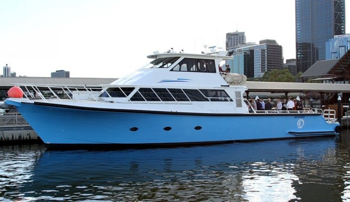 76ft Aluminium Workboat / Eco Tourist Vessel