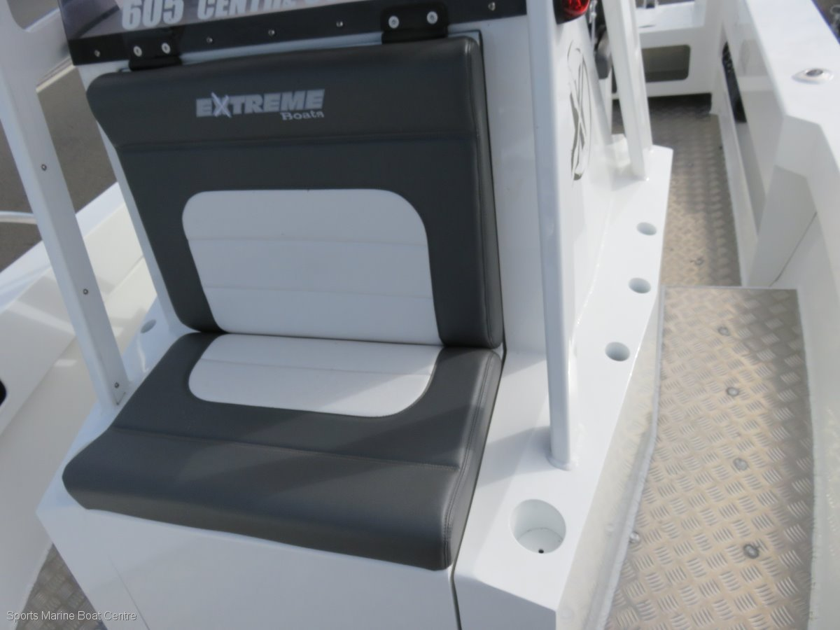 Extreme 605 Centre Console