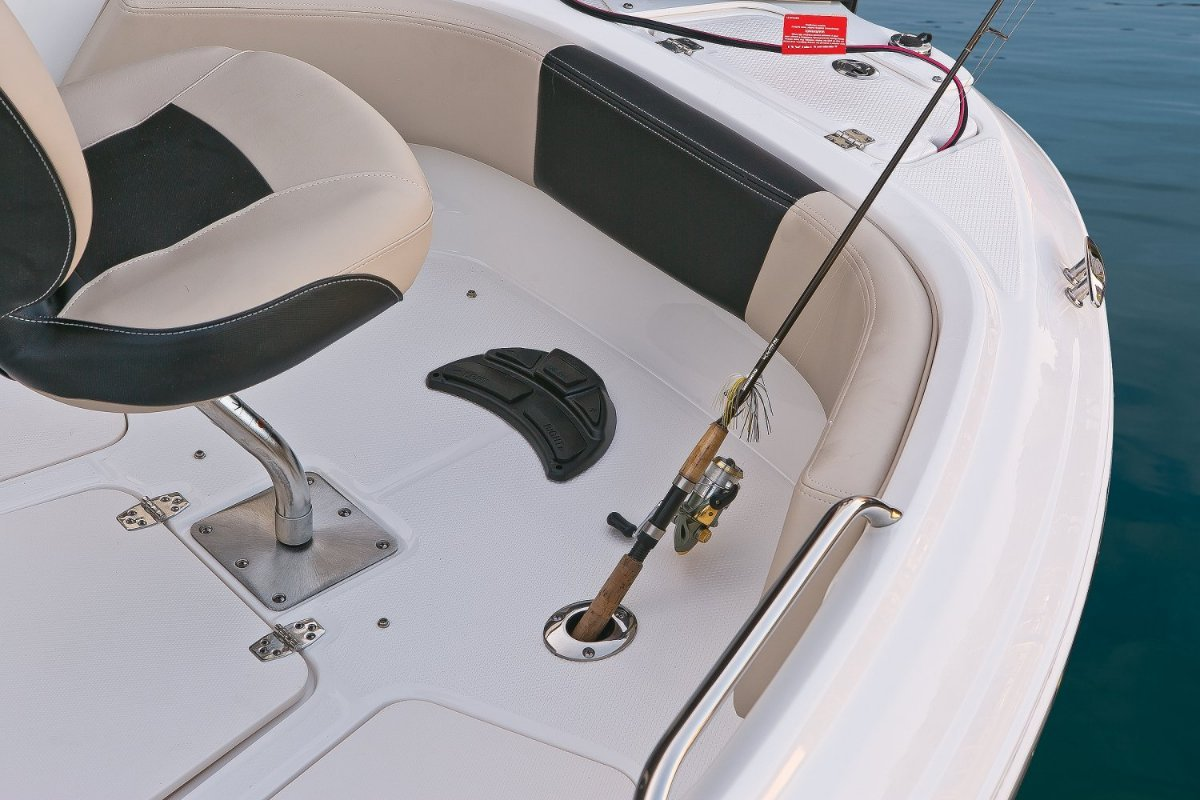 Chaparral H2o 21 Ski-Fish Outboard