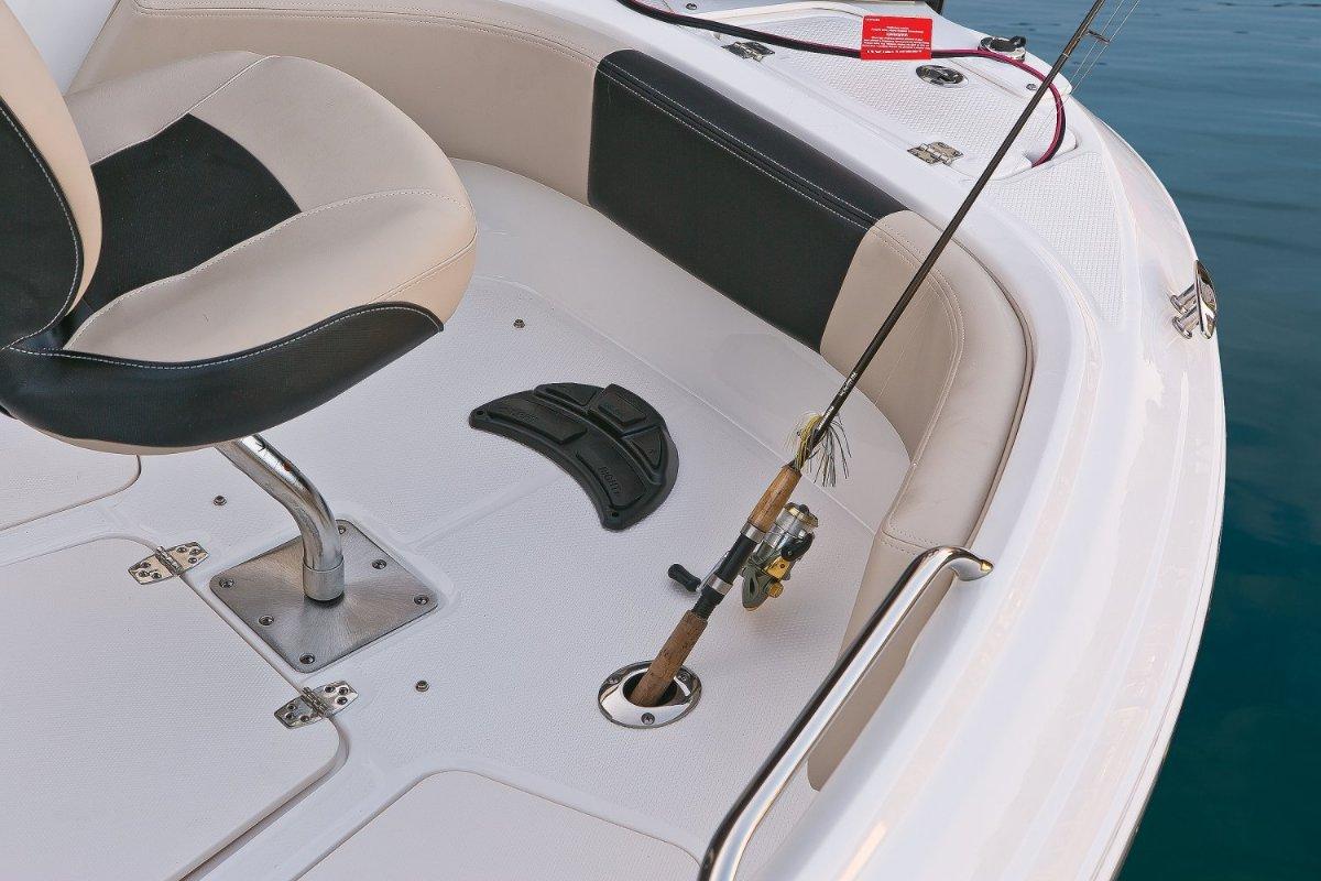 Chaparral H2o 21 Ski-Fish Outboard