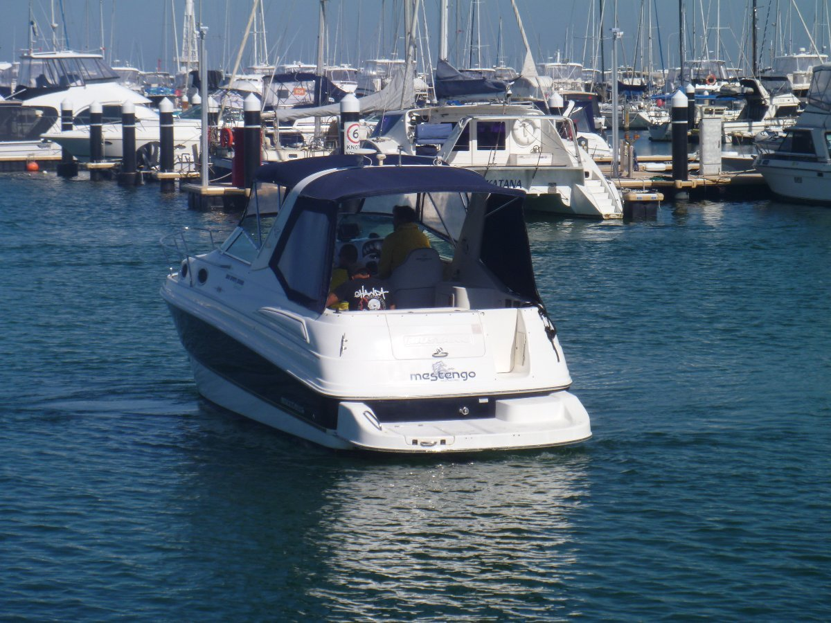 Mustang 2800 Series 3 **REDUCED With TRAILER**