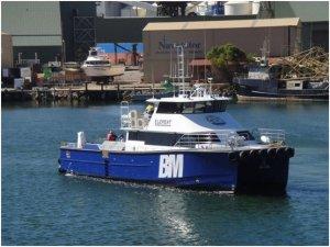 Multi-Role Workboat Catamaran for Sale or Charter