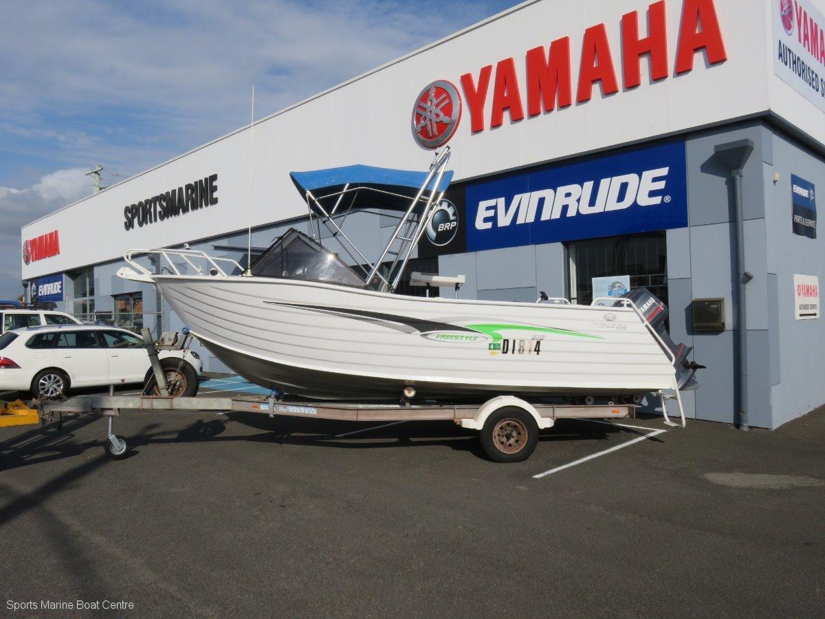 Trailcraft 570 Freestyle