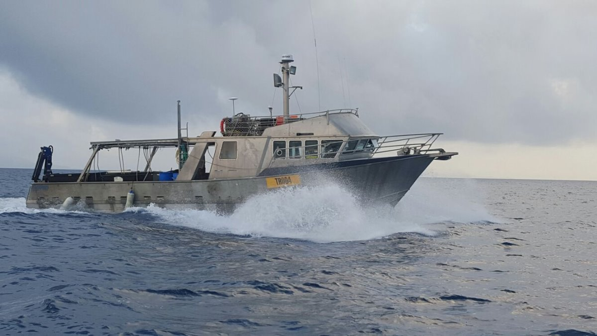 15.5m Fishing Vessel