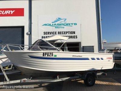 Stacer 575 Oceanmaster Runabout