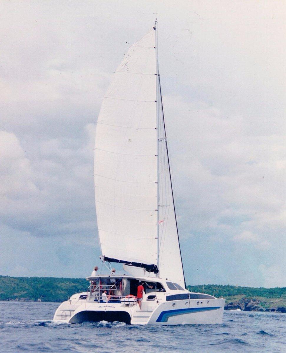 Brady 45 Catamaran