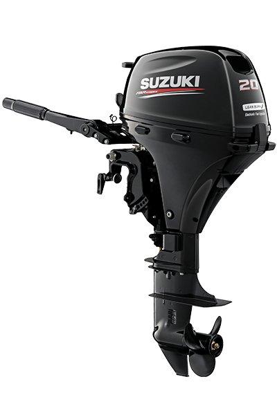 Suzuki DF20AL Used