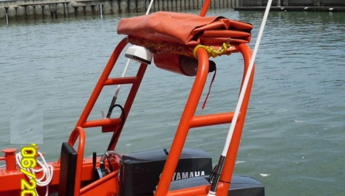Five AB&E Vigilant 20 RHB Workboat