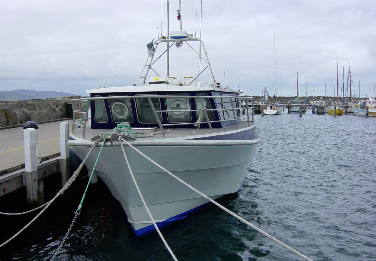 CHARTER / FISHING BOAT