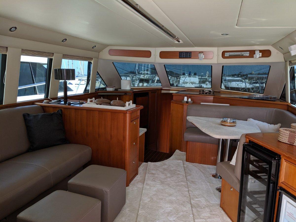 Riviera 51 Flybridge