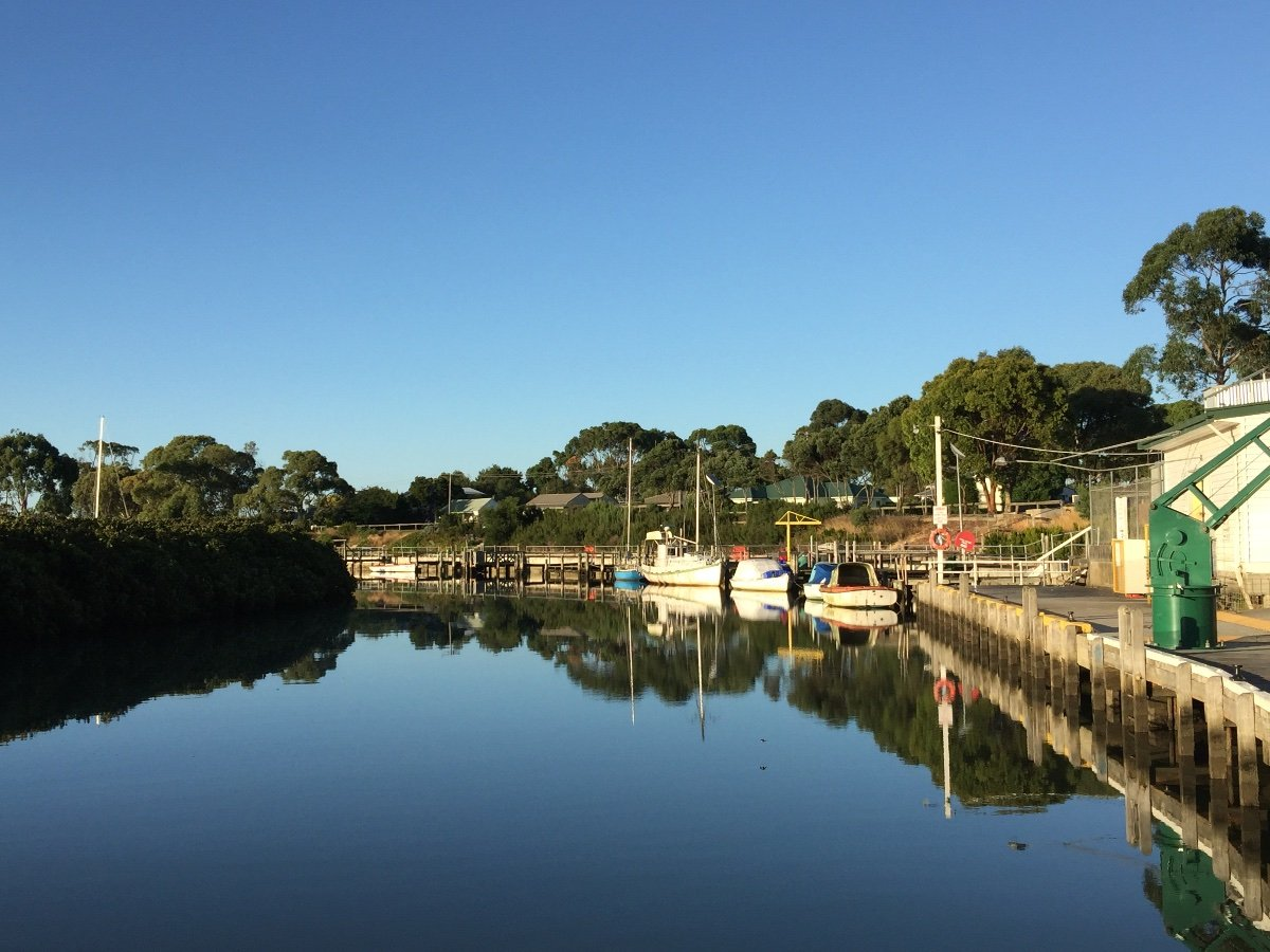 20m Jetty for Rent - Port Franklin, Victoria