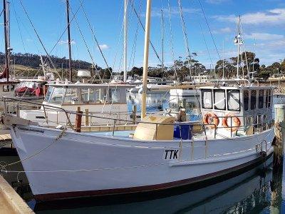 Wilson Cray Boat In