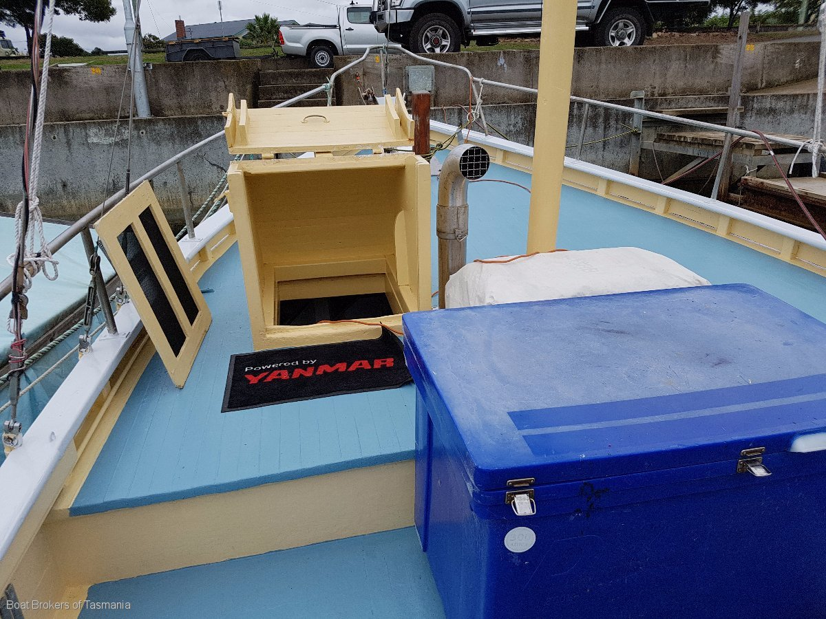Wilson Cray Boat In current 3C Survey.