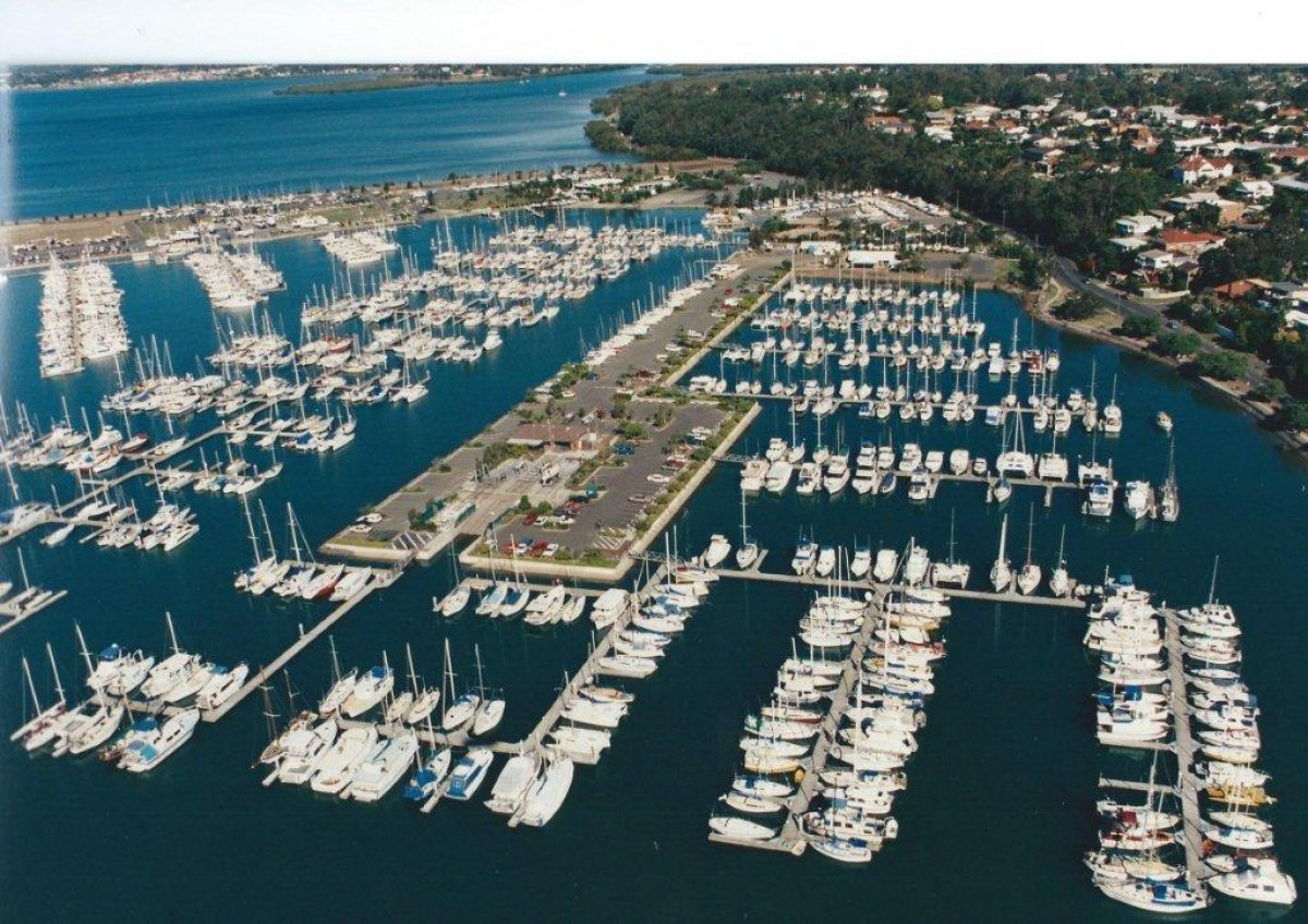 14 Metre Berth, WMYC, Manly, QLD
