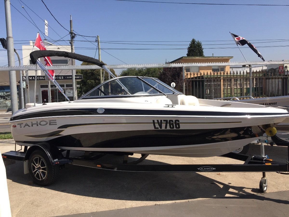 Tahoe Q4i AS NEW HARDLY USED
