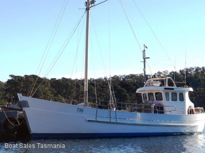 "Jones 14m Fishing Vessel ""Altare"""