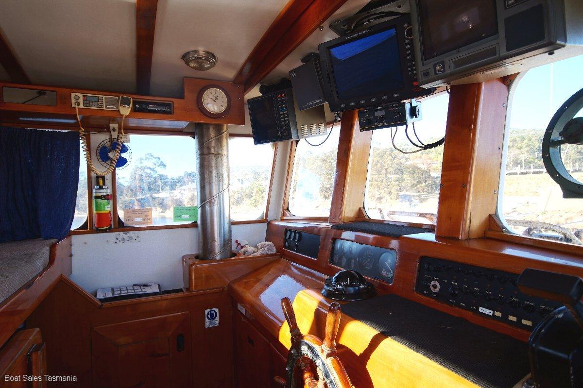 "Jones 14m Fishing Vessel ""Altare"""