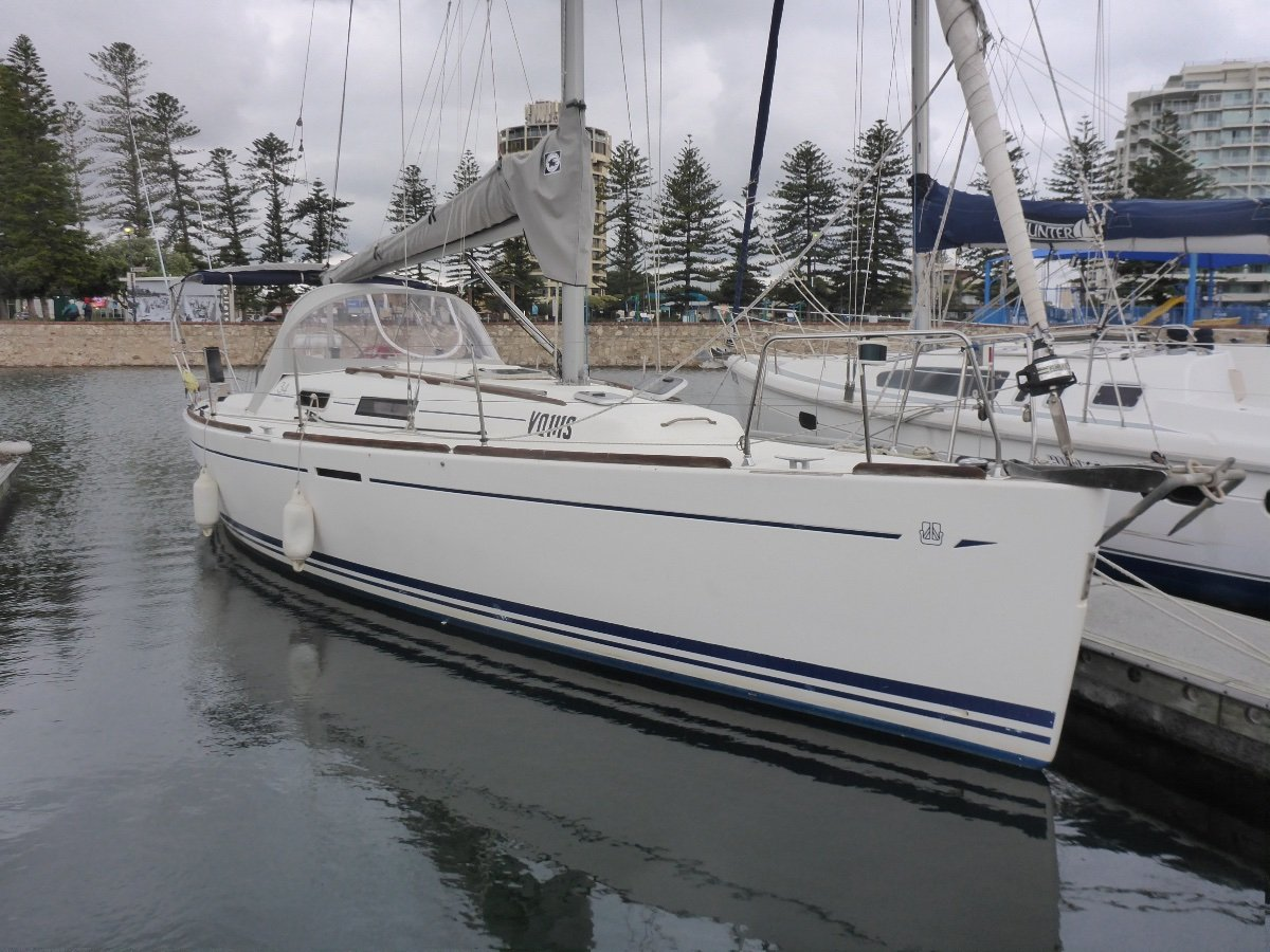Dufour 34 Performance Cruiser