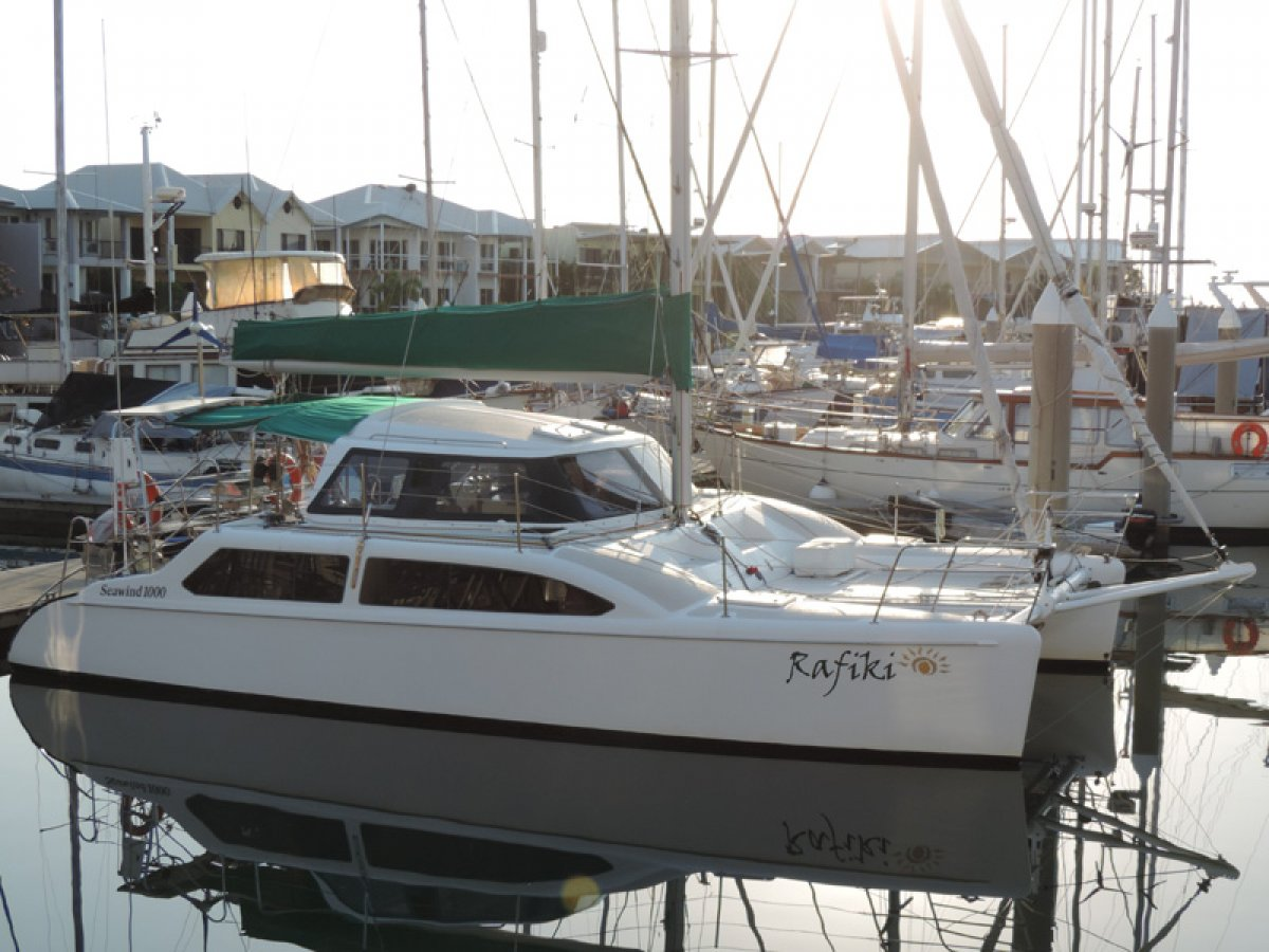 Seawind 1000 Sailing Catamaran