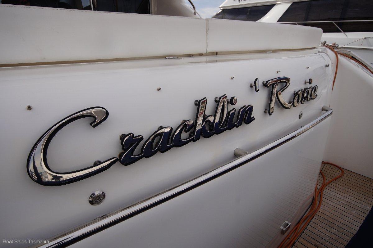 "Princess 58 ""Cracklin' Rosie"""