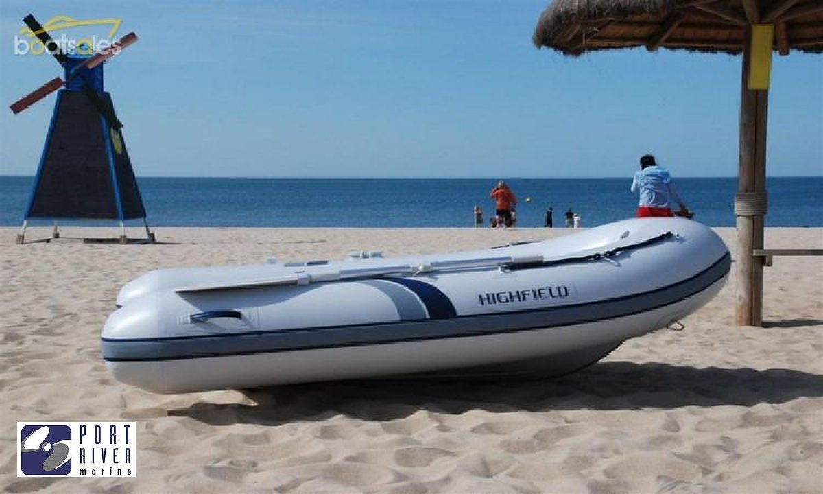 Highfield Ultralite 260 PVC | Port River Marine Services