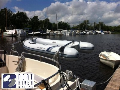 Highfield Ultralite 310 PVC | Port River Marine Services