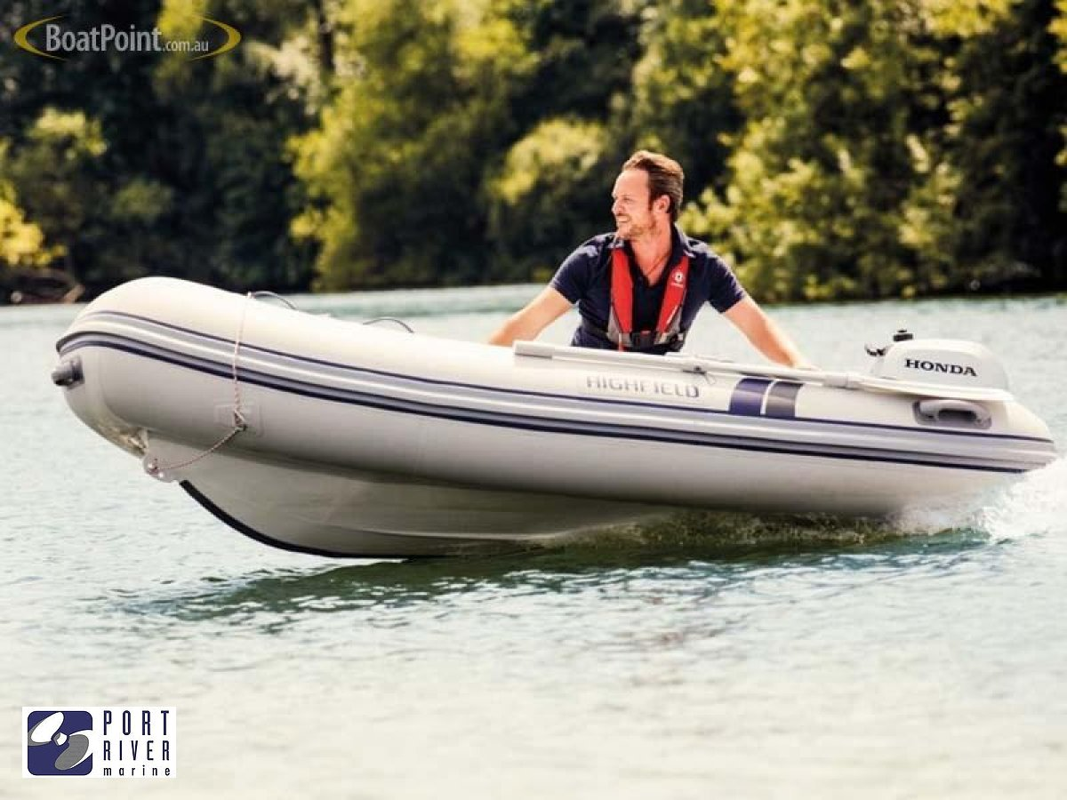 Highfield Classic 310 PVC | Port River Marine Services