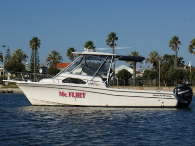 Grady-White 282 Sailfish Twin Mercury Verado's (Suit Boston Whaler buyers)