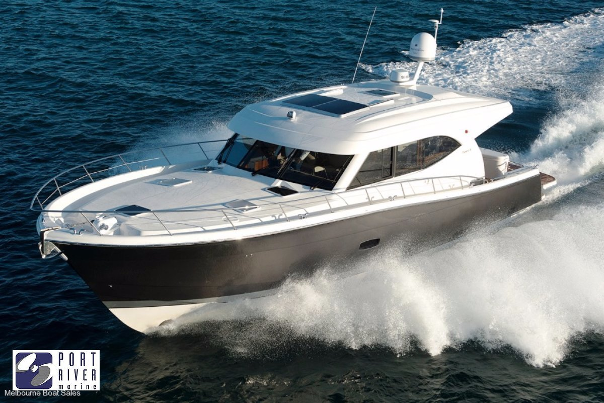 Maritimo S54 Sedan Motoryacht | Port River Marine Services