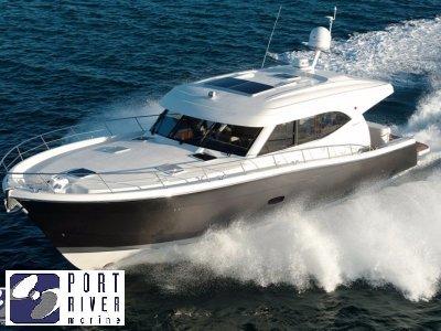 Maritimo S54 Sedan Motoryacht | Port River Marine Services