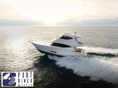 Maritimo M51 Cruising Motoryacht | Port River Marine Services