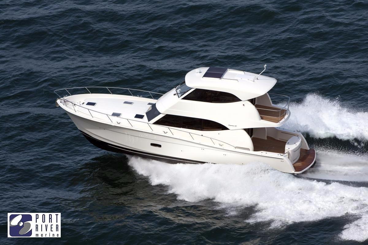 Maritimo M54 Cruising Motoryacht | Port River Marine Services