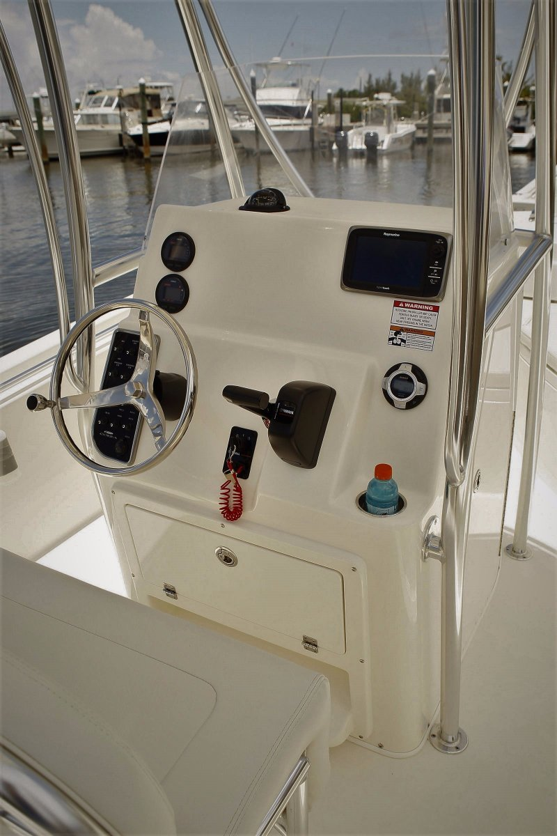 New Cobia 201 Centre Console