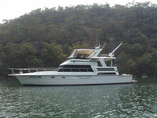 Dyna 53 Yachtfisher