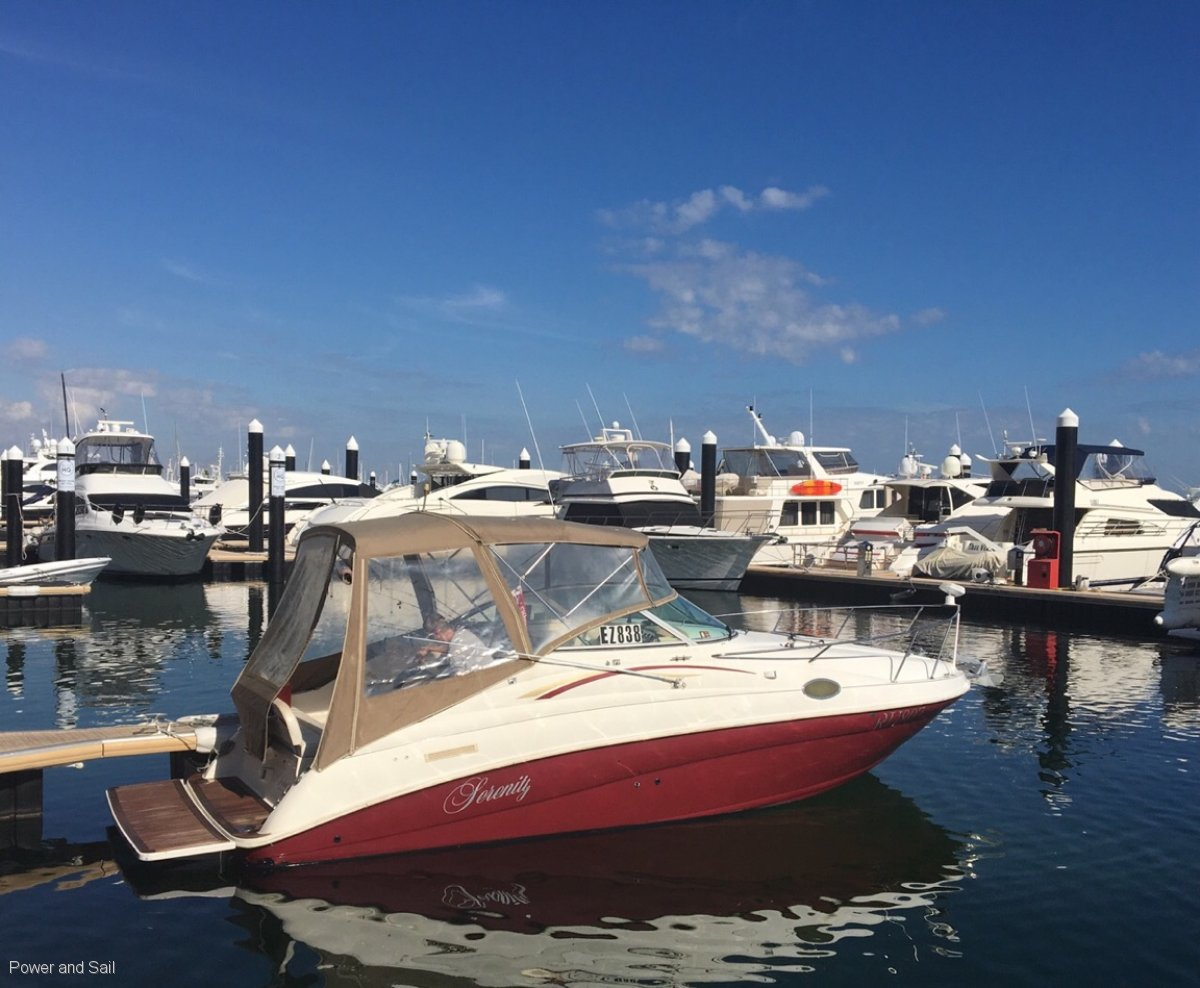 Rinker 280 Express Cruiser ***lots spent-big boat small $$$***
