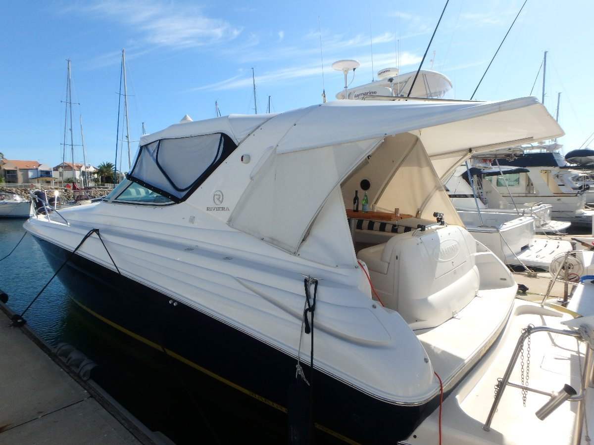 Riviera M370 Sports Cruiser (Make an Offer- Owner is keen to sell)