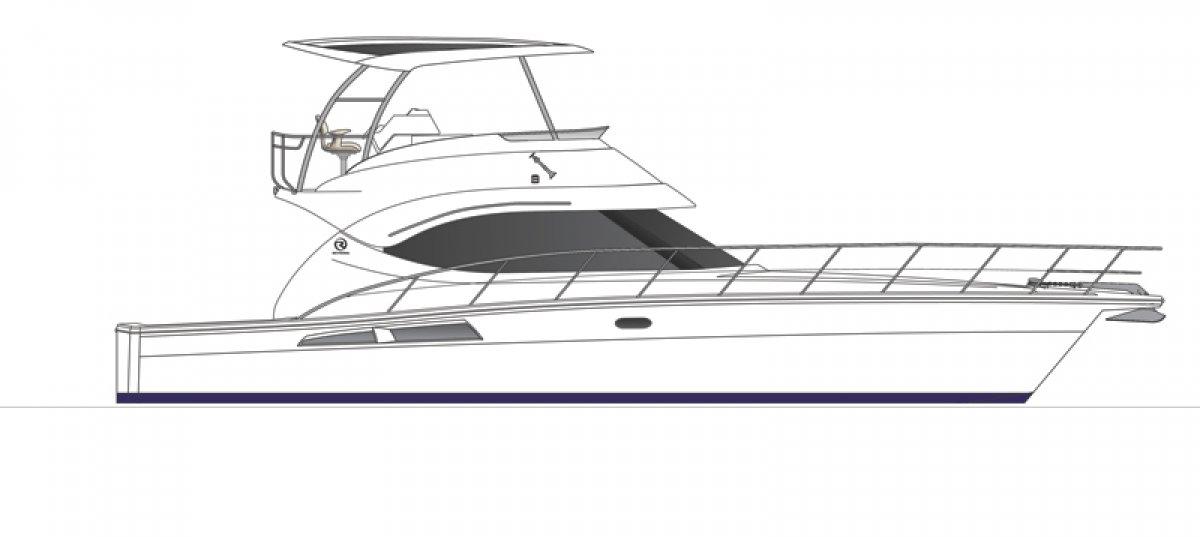 Riviera 45 Flybridge