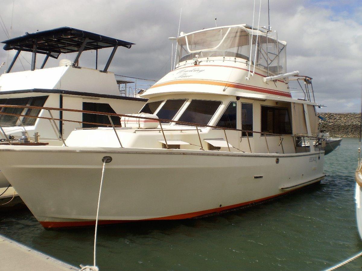Polaris 35 Motor Yacht