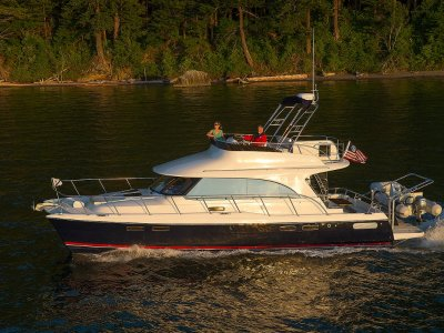 Aspen Power Catamaran C120